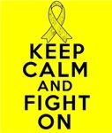Ewings Sarcoma Cancer Keep Calm Fight On Shirts