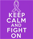 Leiomyosarcoma Keep Calm Fight On Shirts