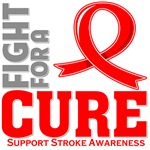 Stroke Disease Fight For A Cure Shirts