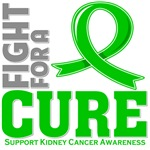 Kidney Cancer Fight For A Cure Shirts