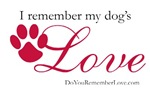 I Remember My Dog's Love