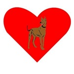 Great Dane Heart