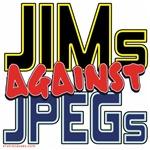 JIMs Against JPEGs [APPAREL]