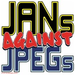 JANs Against JPEGs [APPAREL]