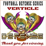 Blankets Saints Defense Vertical