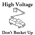 High Voltage, Don't Bucket Up for light items