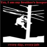 Yes I Am My Brother's Keeper for dark items