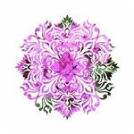 Flower Mask,pink