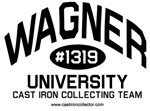 Wagner U Cast Iron Collecting Team
