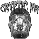 Cryptic Ink Crystal Skull