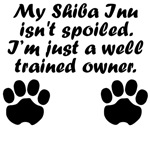 Well Trained Shiba Inu Owner