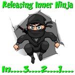 Releasing Inner Ninja