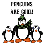 Penguins Are Cool
