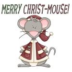 Merry Christ-Mouse Tshirts and Gifts