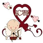 Cupid Love Tshirts and Gifts
