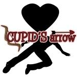 Heart Not Head Cupid Tshirts and Gifts