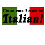 Cute Italian Baby