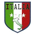Blue Italia Crest