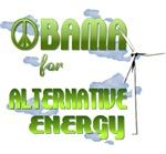 Obama for Alternative Energy