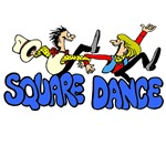 Square Dancing T-shirts and gifts.