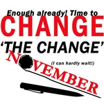 Time to Change the Change
