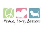 Peace, Love, Bassets