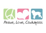 Peace, Love, Cockapoos