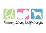 Peace, Love, Wolfhounds