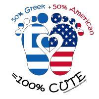 Greek American Baby