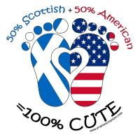 Scottish American Baby