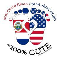 Costa Rican American Baby