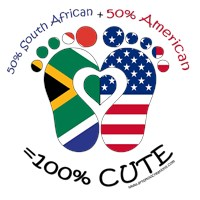 South African American Baby