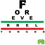FROG eyechart