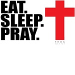 Eat. Sleep. Pray.