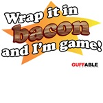 Wrap it in Bacon and I'm game!