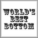 World's best bottom