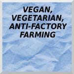Vegan, Vegetarian