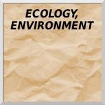 Ecology, Environment