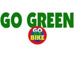 Go Green - GOBYBIKE