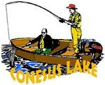 Conesus Lake fishing