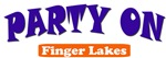 PARTY ON-FingerLakes
