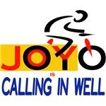 JOY is calling in well