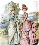 Victorian Lady Duo