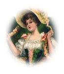 Portrait of Octoberfest Lady