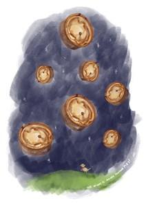 The Night It Rained Scotch Pies!