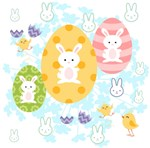 Easter Eggs and Bunnies