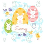 Personalize it! - Easter Eggs and Bunnies