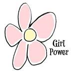 Girl Power - pink
