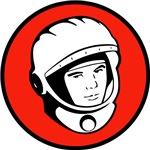 Yuri Gagarin Icon