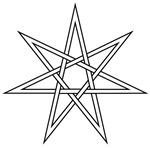 7-Pointed Star Symbol